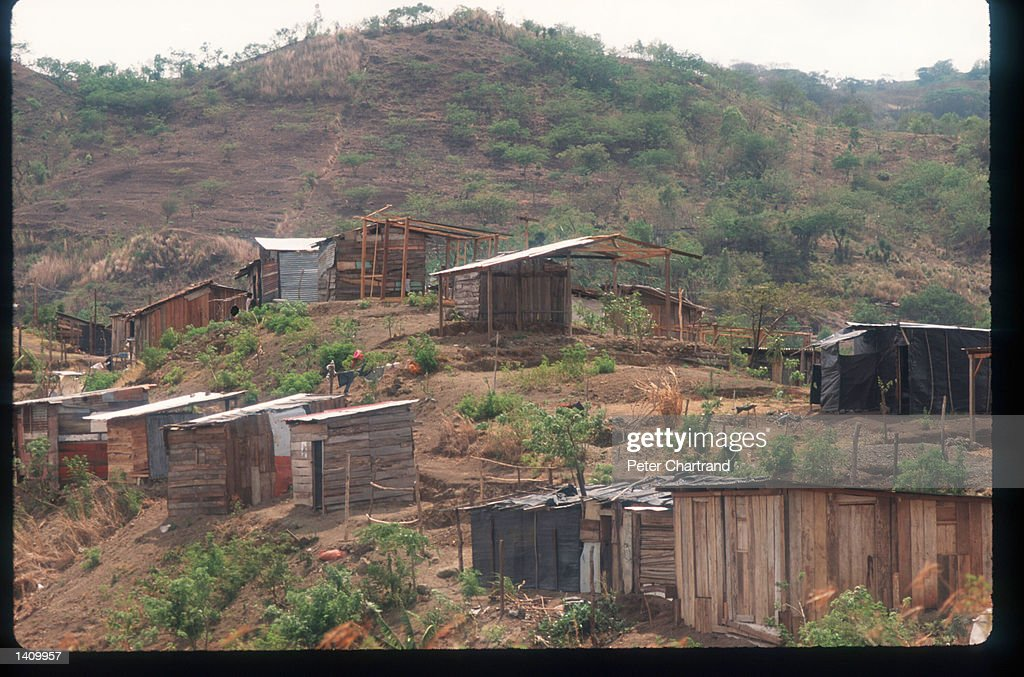 Image result for nicaragua shanty town