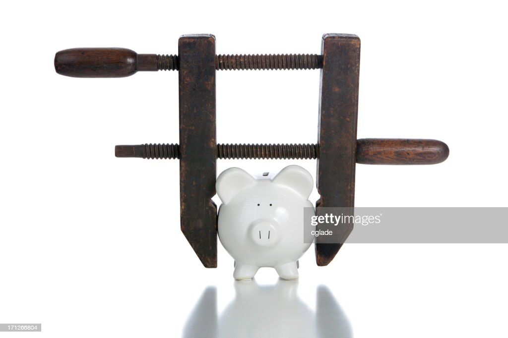 Squeezing Your Savings