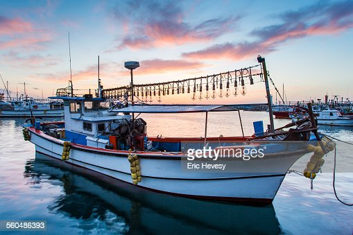 Jeju city stock photos and pictures getty images for City island fishing boats