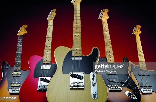 Squier Vintage Modified Jaguar HH Fender Road Worn Player Telecaster Fender 60th Anniversary Telecaster Fender Road Worn Player Stratocaster and...