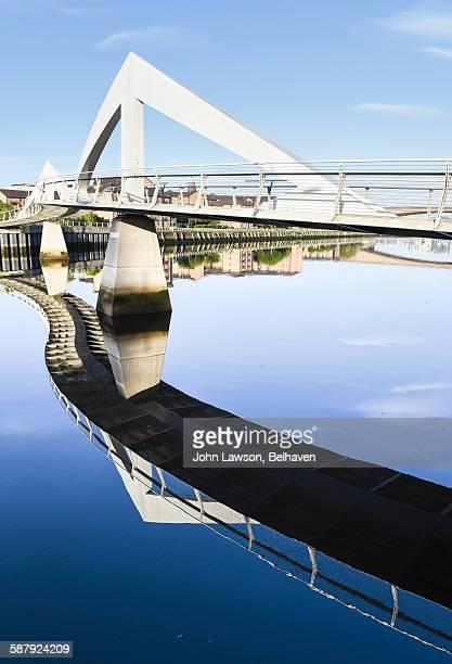 Squiggly Bridge, Glasgow