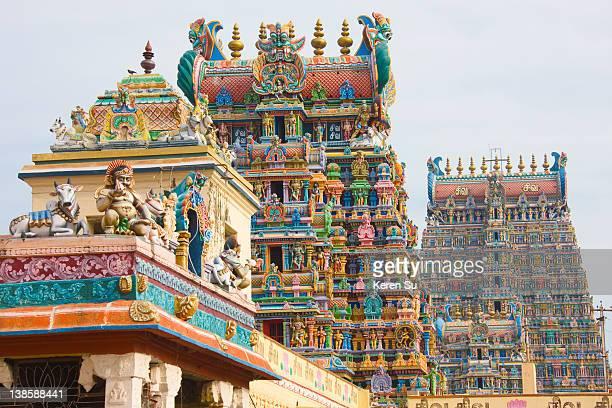 Sree Meenakshi Temple complex