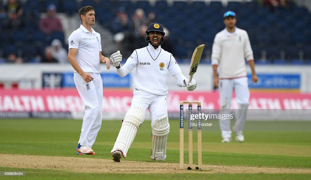 England v Sri Lanka: 2nd Investec Test - Day Four
