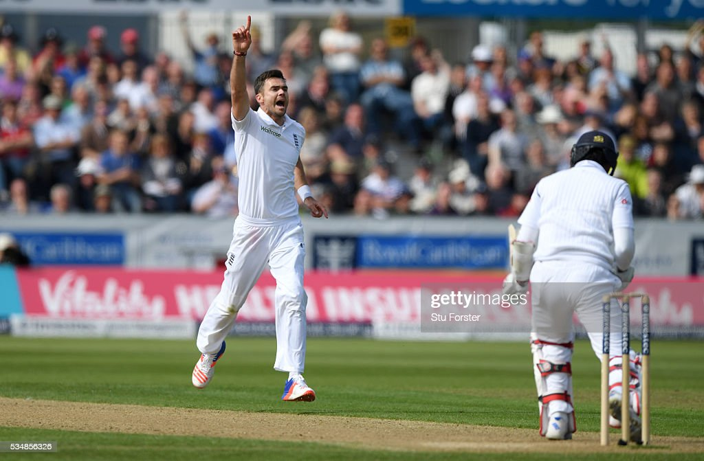 England v Sri Lanka: 2nd Investec Test - Day Two