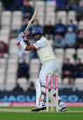 Sri Lanka batsman Thilan Samaraweera picks up some runs during day one of the 3rd npower Test match between England and Sri Lanka at the Rosebowl on...