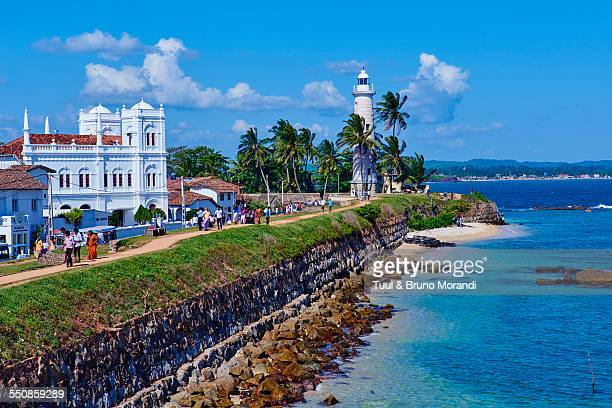Sri Lanka, Galle, Dutch fort, Lighthouse