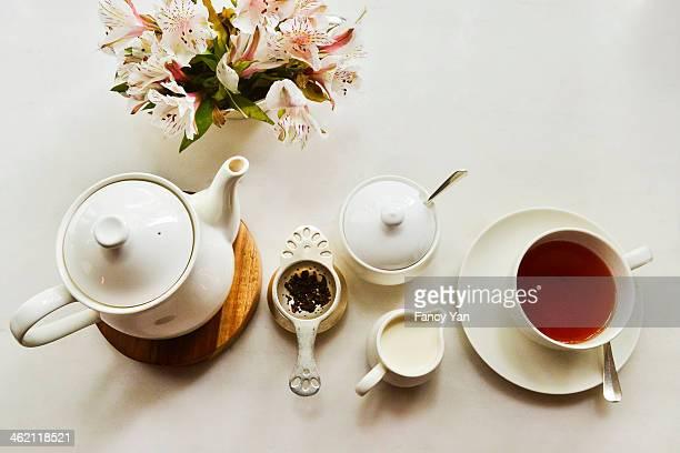Sri Lanka morning tea