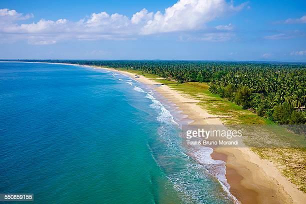 Sri Lanka, Passekudah, Kalkudah beach