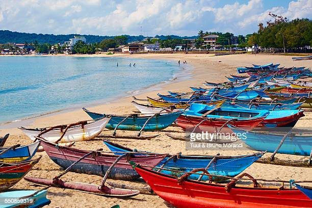 Sri Lanka, Trincomalee, Dutch bay beach