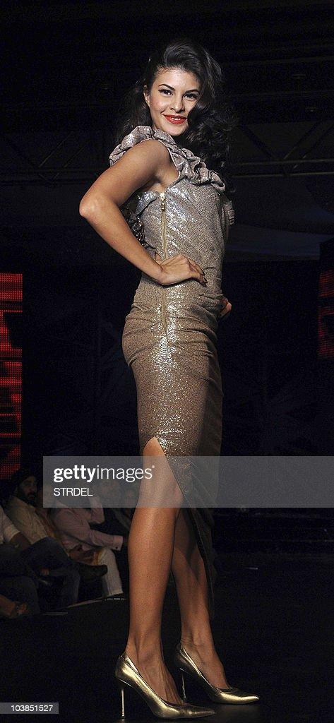 Sri Lankan Bollywood actress Jacqueline : News Photo