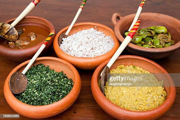 sri-lankische Küche
