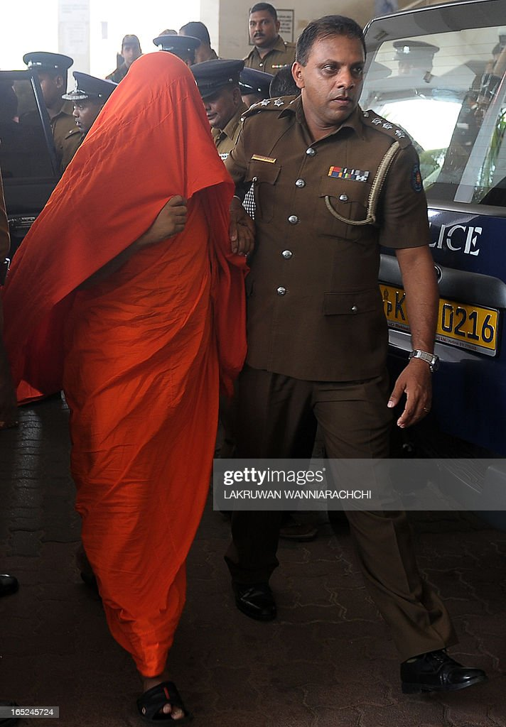 Image result for sri lanka 6 buddhist arrest