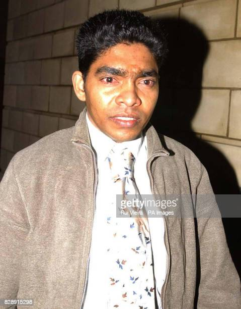 Sri Lankan Ratnam Yogan leaving Northampton Crown Court after being charged with two counts of death by dangerous driving Yogan was one of three...