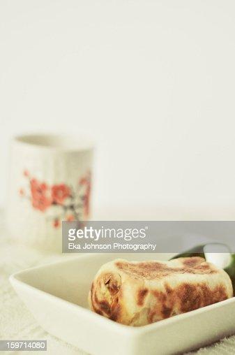 Sri Lankan Roti as breakfast menu
