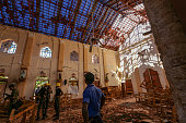 LKA: Aftermath of Deadly Blasts Targeted Foreigners and Churchgoers