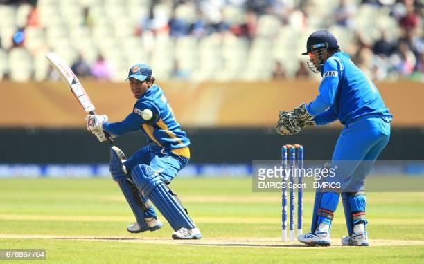 Sri Lanka's Kusal Perera hits out