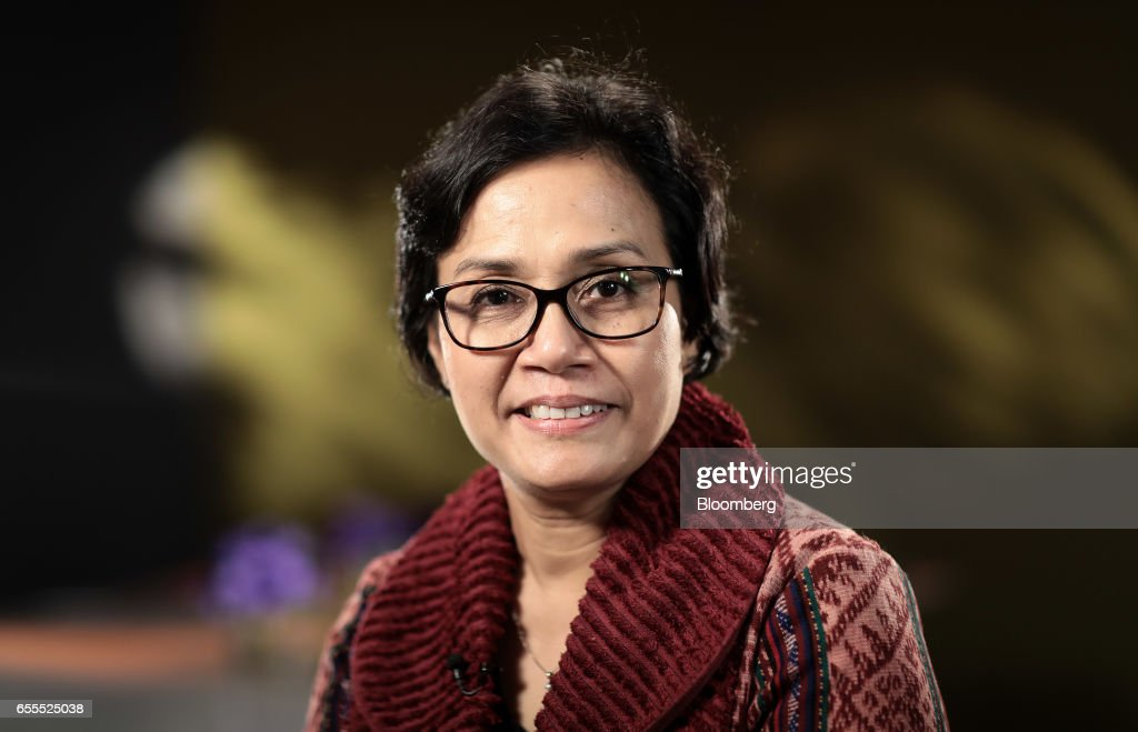 Indonesia's Finance Minister Mulyani Indrawati Interview
