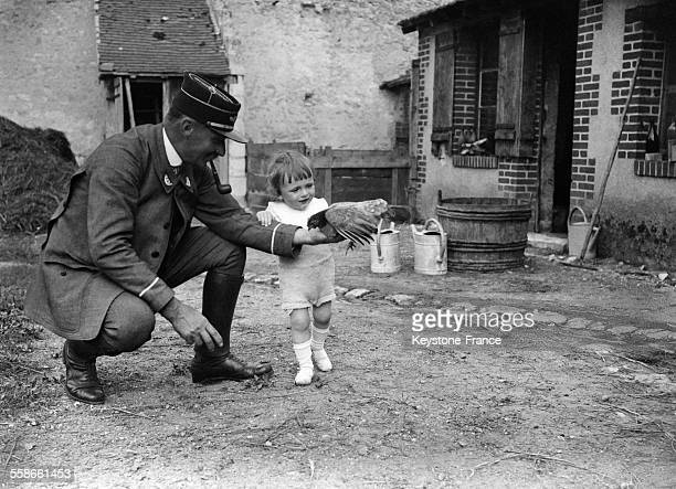Série sur l'enfance en France
