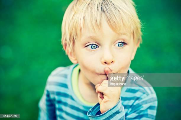 Sshh!