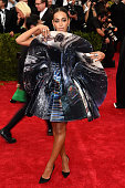SSolange Knowles attends the 'China Through The Looking Glass' Costume Institute Benefit Gala at the Metropolitan Museum of Art on May 4 2015 in New...