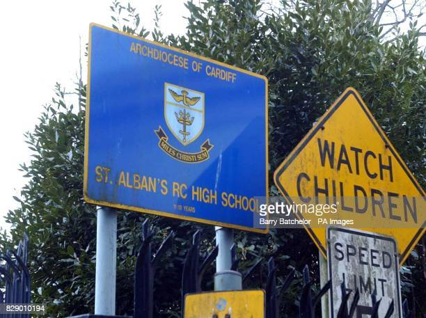 St Alban's RC High School in Pontypool where Hayley Williams was a pupil Hayley died after falling from the top of the highly popular Hydro ride at...