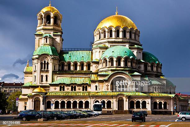 St. Alexander Nevsky Cathedral in Sofia Bulgaria