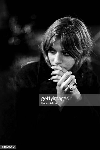 St Annie Ann Reynolds circa 1967 in The Lower East Side New York New York