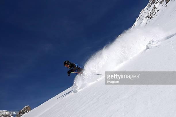 St. Anton extreme skiing
