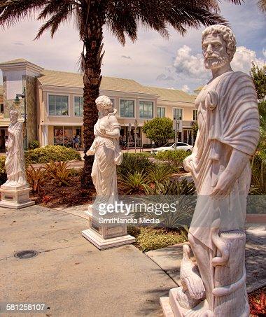 St Armands Circle - Sarasota