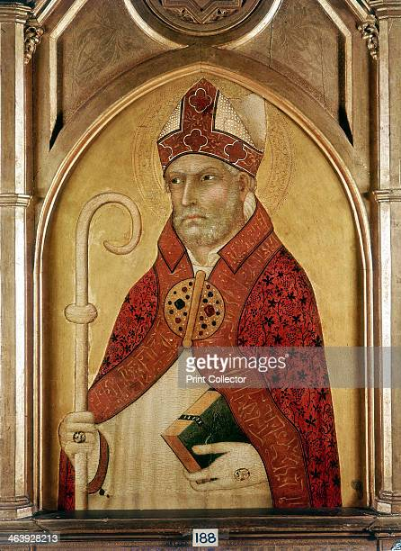 St Augustine of Hippo early 14th century St Augustine of Hippo is regarded as one of the great fathers of the early Christian church He was converted...