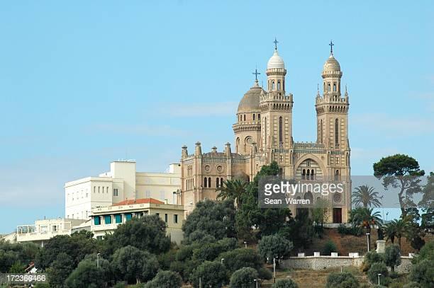 Catedral de St. Augustine en Argelia