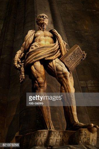 St. Bartholomew at the Duomo di Milano