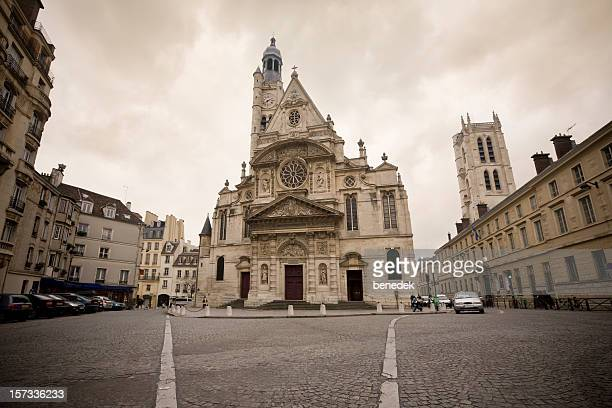 Saint-Etienne-du-Mont Church, Paris, France