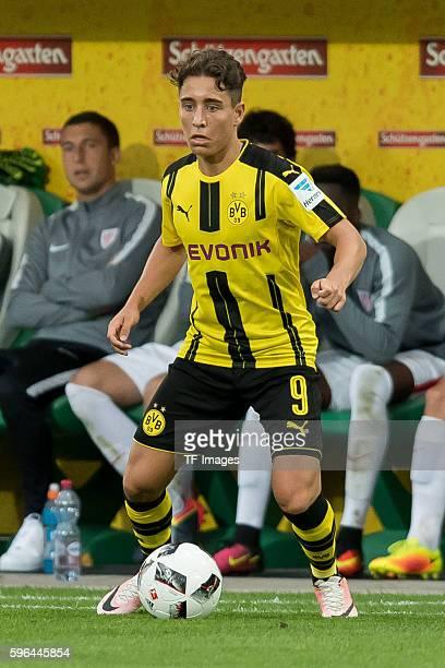 St Gallen Schweiz Testspiel BV Borussia Dortmund Athletic Bilbao BVB Emre Mor