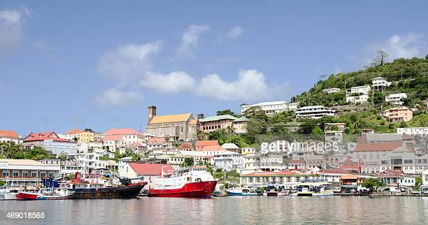 St. George's Grenada Waterfront