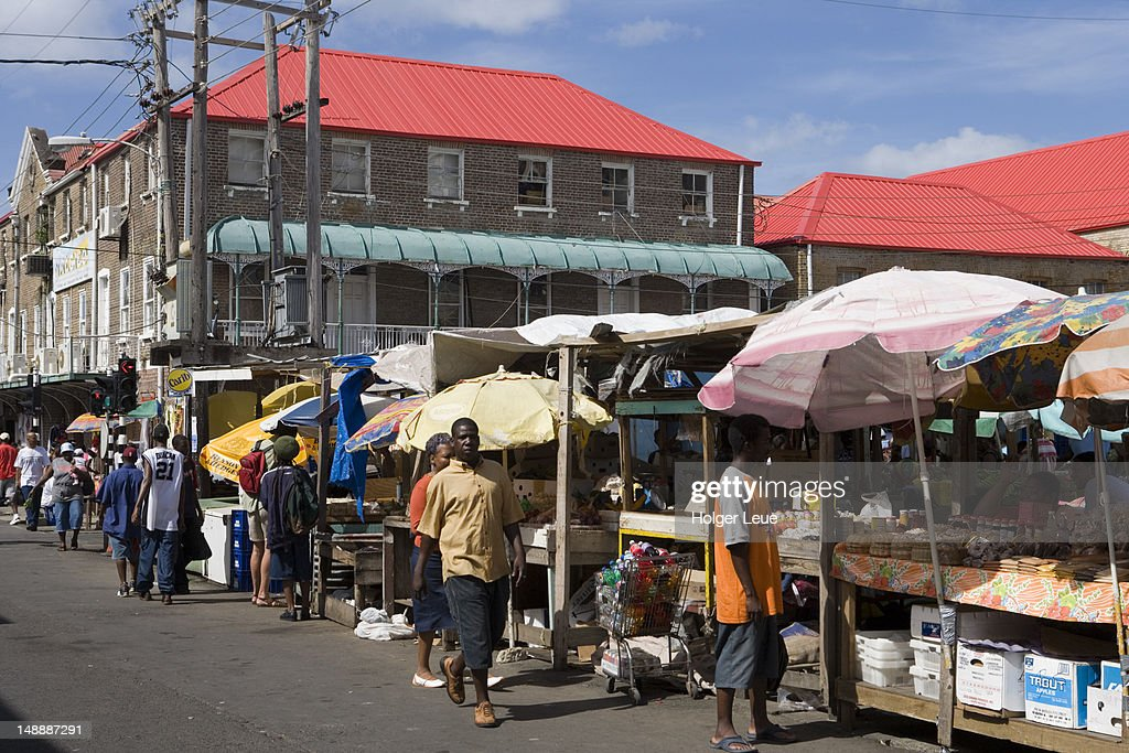 St George's Market.