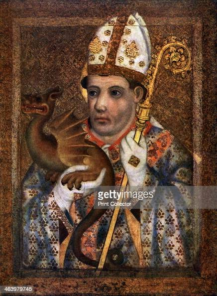 'St Hilary' 13651367 Hilary was bishop of Pictavium and considered an eminent doctor of the Western Christian Church Theodoric's magnum opus is a...