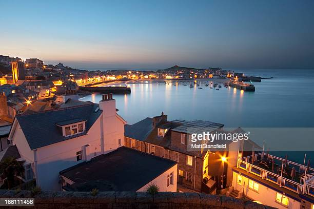 St Ives at Twilight
