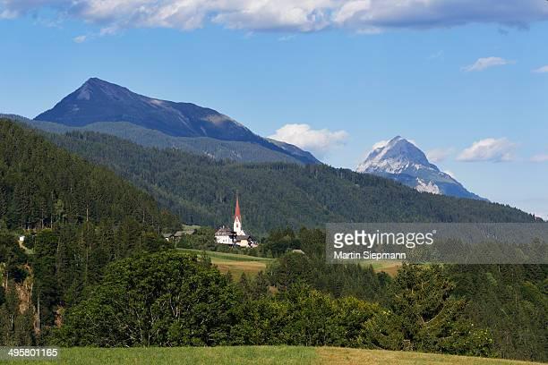 St. Jakob in Lesachtal valley, Sankt Jakob im Lesachtal, Lesachtal, Hermagor District, Carinthia, Austria