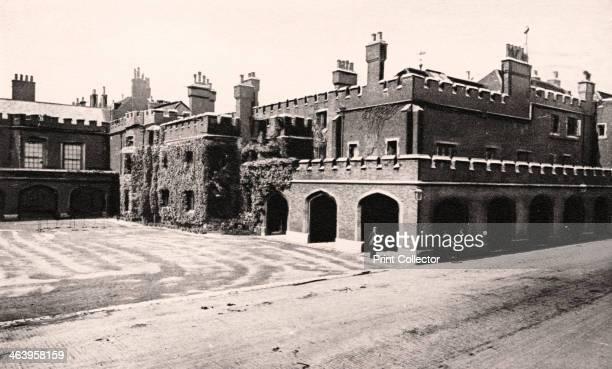 St James Palace London 20th Century