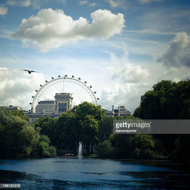 St james park in London