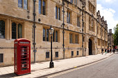 St Johns College at Oxford University