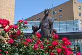 St Joseph's Medical Center is home to the Alternatives to Opioids or 'ALTO' program is seen in Paterson New Jersey on 8 June 2016 The program...
