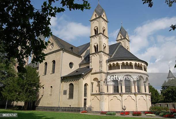 St. Kastor Basilika in Koblenz (Deutschland
