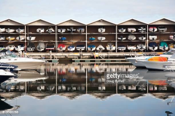 St Kilda boat storage