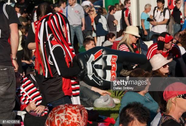 St Kilda football club supporters