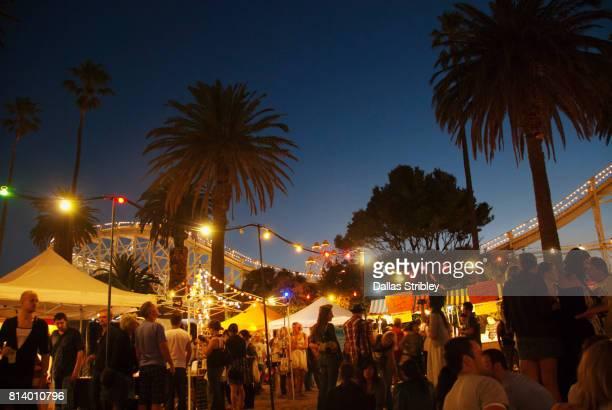 St Kilda summer night market