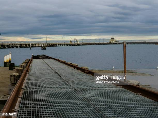 St Kilda Wharf Melbourne