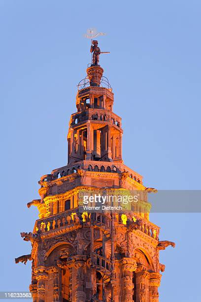 St. Kilian Church in Heilbronn, Germany