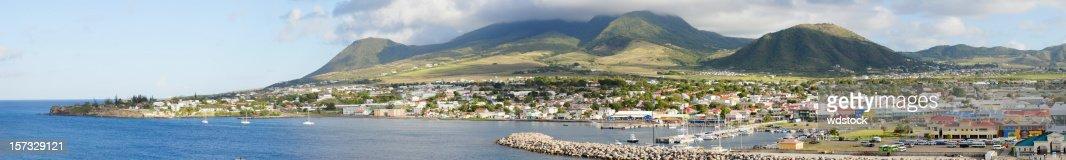 St. Kitts Panorama
